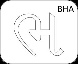 Gujarati Letter BHa